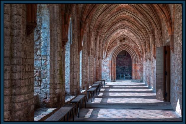 HDR-Monastery