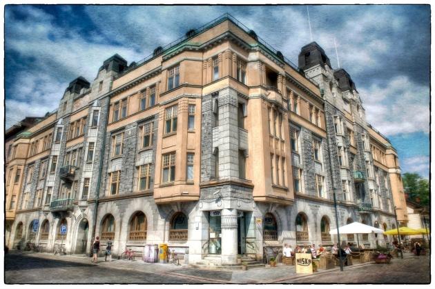 HDR-Turku