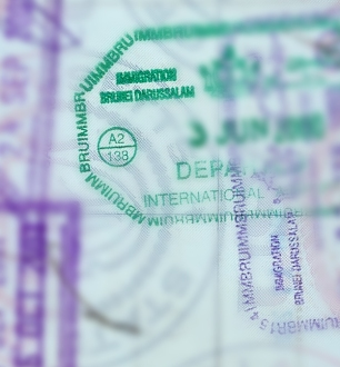 BruneiPassportStamp