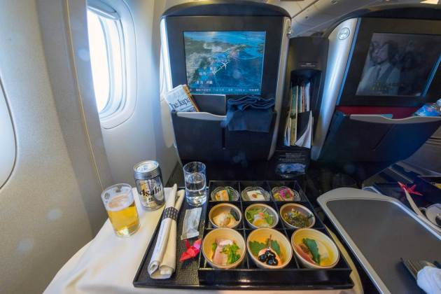 Lunch-JAL