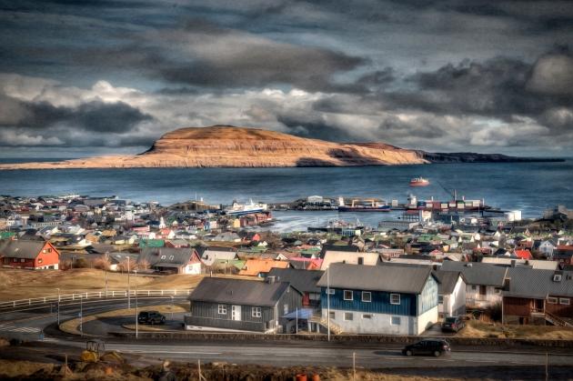 TorshavnOilPainting2